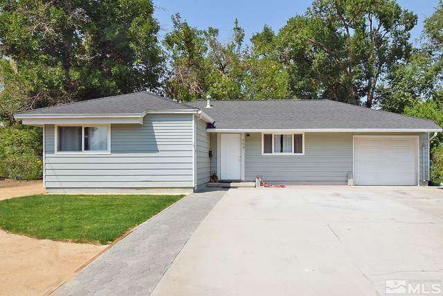 304 P, Sparks, NV 89431 (MLS #210013133) :: Colley Goode Group- CG Realty