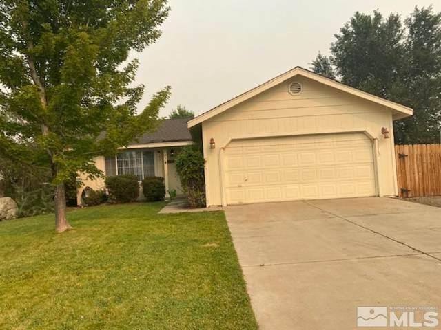 714 Hornet Drive, Gardnerville, NV 89460 (MLS #210013140) :: Theresa Nelson Real Estate