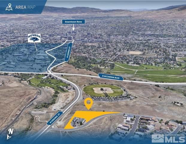 0 Moraine Way, Reno, NV 89503 (MLS #210013152) :: Chase International Real Estate