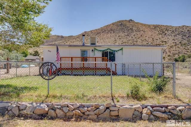 493 Mule Deer, Walker, Ca, CA 96107 (MLS #210013169) :: Colley Goode Group- CG Realty
