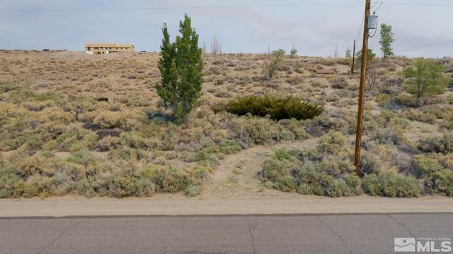 6 Artist View, Smith, NV 89444 (MLS #210013178) :: Chase International Real Estate