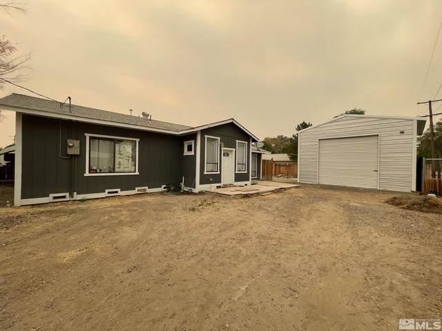 650 15th St, Lovelock, NV 89445 (MLS #210013181) :: Chase International Real Estate