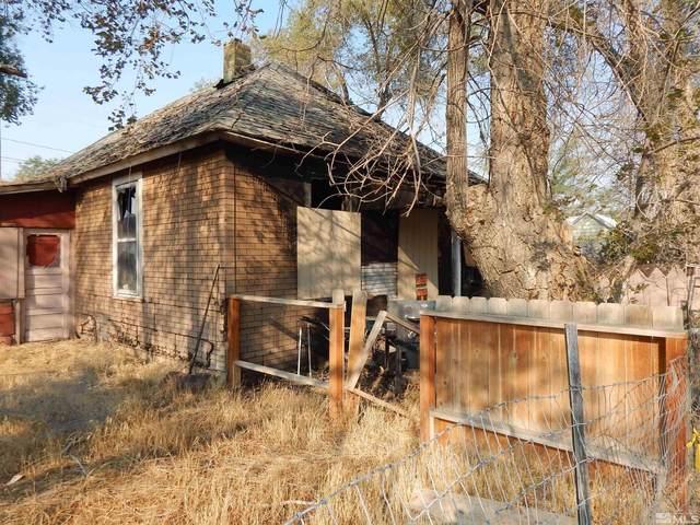 434 Monroe St., Winnemucca, NV 89445 (MLS #210013196) :: Chase International Real Estate