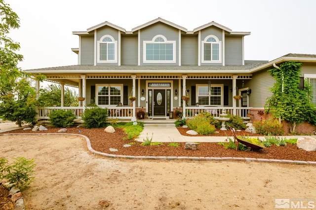 2892 Squires, Minden, NV 89423 (MLS #210013225) :: Chase International Real Estate