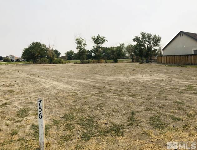 756 Divot Dr, Fernley, NV 89408 (MLS #210013227) :: NVGemme Real Estate
