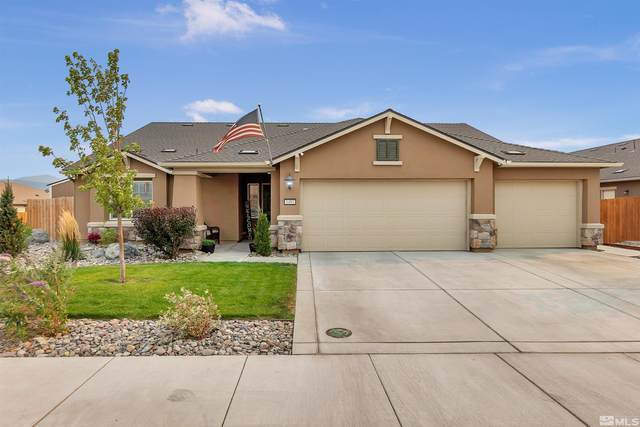 1481 Rocky Bluff Drive, Carson City, NV 89701 (MLS #210013228) :: Colley Goode Group- CG Realty