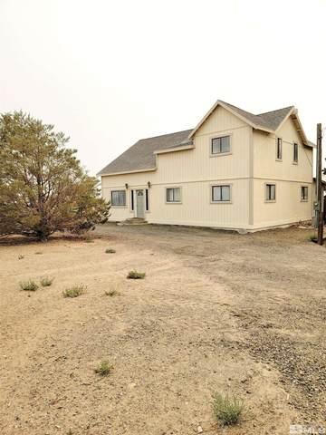 1285 W Antelope, Silver Springs, NV 89429 (MLS #210013231) :: Chase International Real Estate