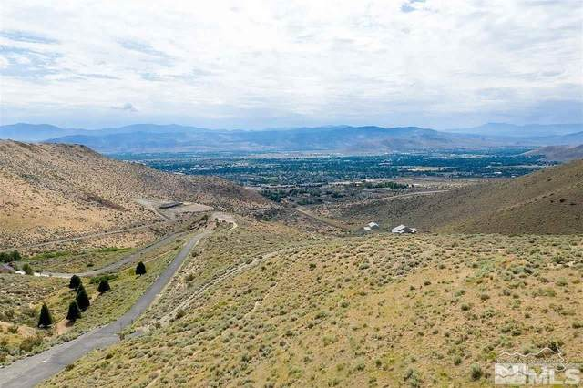 4006 Via Grant, Carson City, NV 89703 (MLS #210013252) :: Colley Goode Group- CG Realty