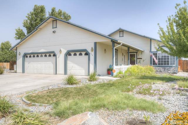 350 Nicole Dr, Sparks, NV 89436 (MLS #210013300) :: Colley Goode Group- CG Realty