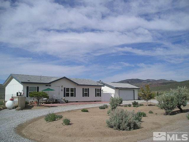 16455 Dry Valley Rd, Reno, NV 89508 (MLS #210013301) :: NVGemme Real Estate