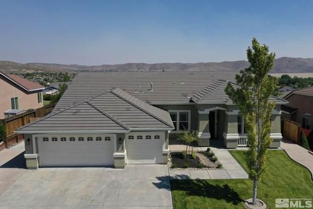 17940 Cedar Mountain, Reno, NV 89508 (MLS #210013303) :: Theresa Nelson Real Estate