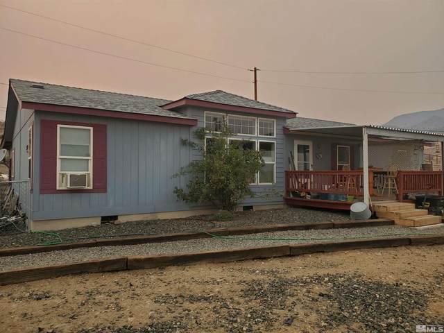 350 Prospector, Dayton, NV 89403 (MLS #210013308) :: Chase International Real Estate