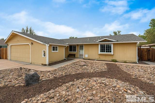 1422 Patricia Dr., Gardnerville, NV 89460 (MLS #210013316) :: Theresa Nelson Real Estate