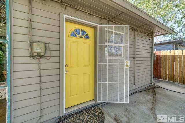 1730/1732 Stratford Dr, Reno, NV 89512 (MLS #210013334) :: NVGemme Real Estate