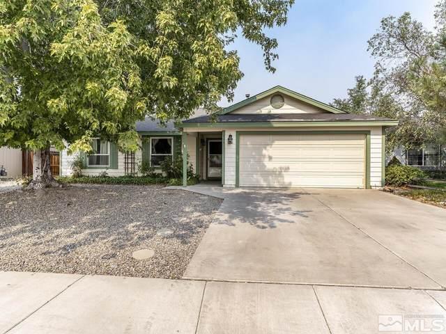 139 Fortune Dr, Dayton, NV 89403 (MLS #210013343) :: NVGemme Real Estate