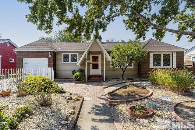 540 Margrave Drive, Reno, NV 89502 (MLS #210013346) :: The Mike Wood Team