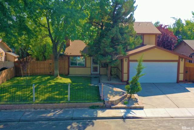 1041 Jason Dr., Sparks, NV 89434 (MLS #210013352) :: Colley Goode Group- CG Realty