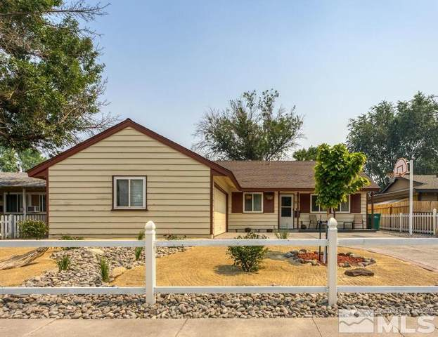 700 Teel St, Sparks, NV 89431 (MLS #210013356) :: Colley Goode Group- CG Realty