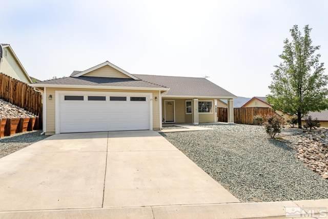 23 Scott St, Gardnerville, NV 89410 (MLS #210013409) :: Vaulet Group Real Estate