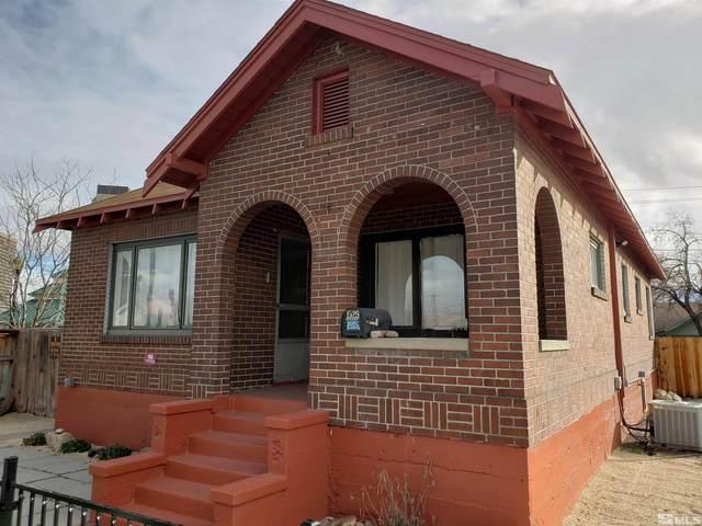 1529 Victorian Ave, Sparks, NV 89431 (MLS #210013412) :: Chase International Real Estate