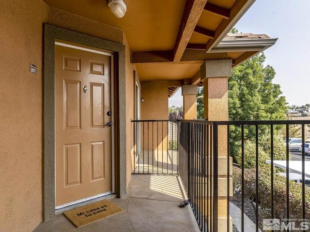 6850 Sharlands Ave #2071, Reno, NV 89523 (MLS #210013413) :: Colley Goode Group- CG Realty