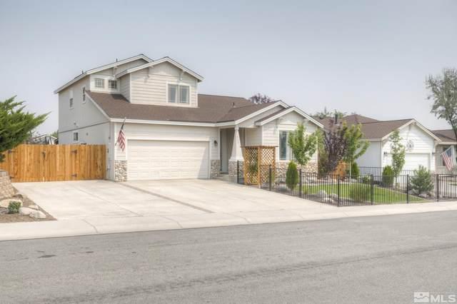 564 Sugarloaf, Dayton, NV 89403 (MLS #210013416) :: NVGemme Real Estate