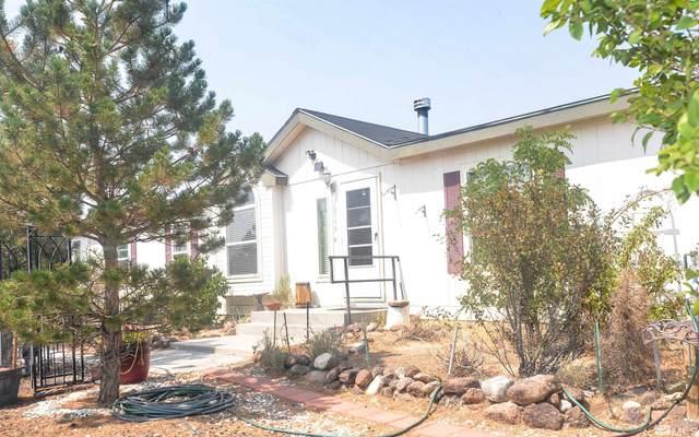10740 Guerts Lane, Stagecoach, NV 89429 (MLS #210013421) :: Chase International Real Estate