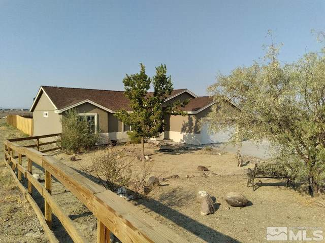1410 Cooney Dr, Silver Springs, NV 89429 (MLS #210013458) :: Colley Goode Group- CG Realty