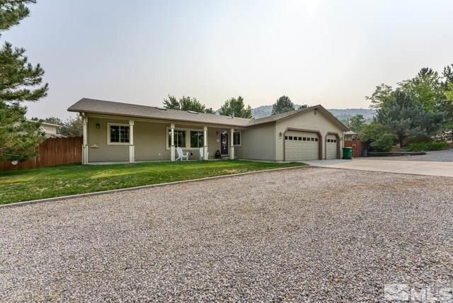 14730 Rancheros Drive, Reno, NV 89521 (MLS #210013459) :: Colley Goode Group- CG Realty