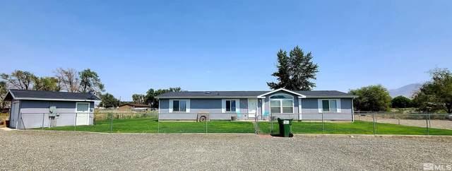 4735 Pond Dr., Winnemucca, NV 89445 (MLS #210013460) :: Chase International Real Estate