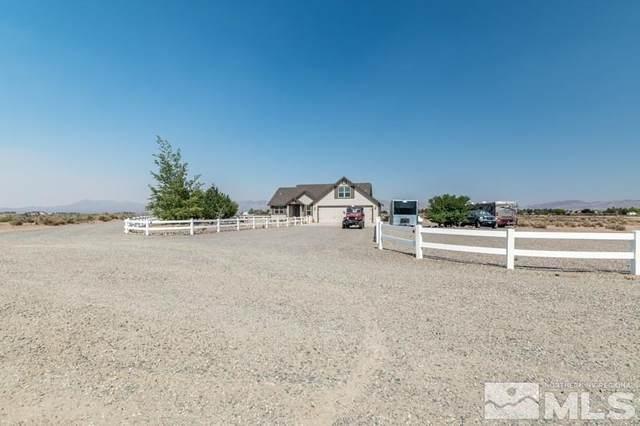 21 Desert View Dr, Smith, NV 89430 (MLS #210013494) :: Chase International Real Estate