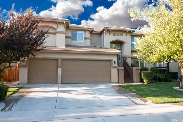 2326 Dodge Drive, Sparks, NV 89436 (MLS #210013497) :: Chase International Real Estate