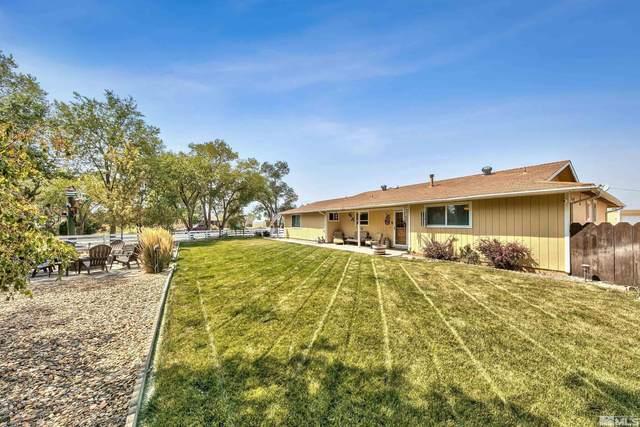 1248 Esther Way, Minden, NV 89423 (MLS #210013500) :: NVGemme Real Estate