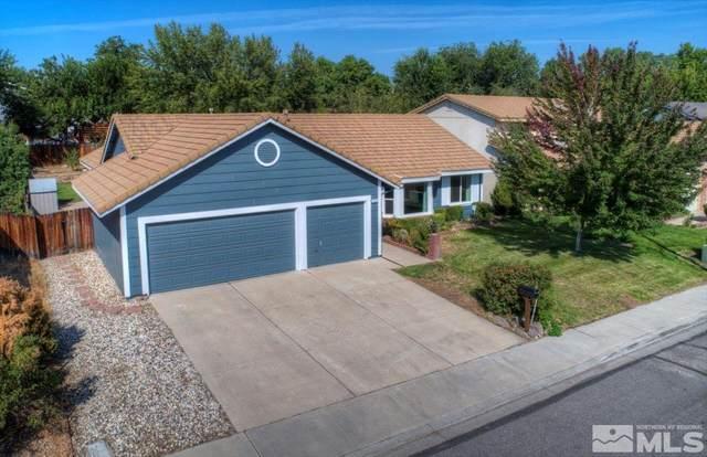 4785 Pinesprings Dr., Reno, NV 89509 (MLS #210013510) :: Chase International Real Estate