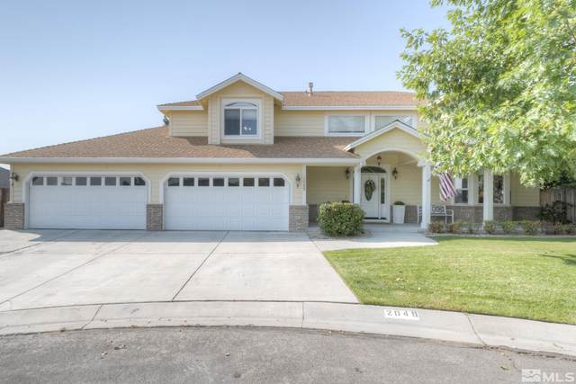 2049 Amberwood Drive, Carson City, NV 89703 (MLS #210013512) :: Colley Goode Group- CG Realty