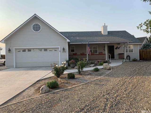 1276 Hermosa Ct., Minden, NV 89423 (MLS #210013525) :: Chase International Real Estate
