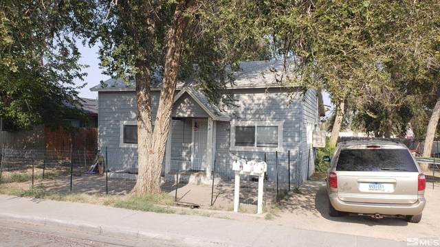 160 N Carson St, Fallon, NV 89406 (MLS #210013541) :: NVGemme Real Estate
