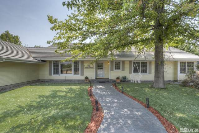 1959 Ash Canyon Road, Carson City, NV 89703 (MLS #210013546) :: NVGemme Real Estate