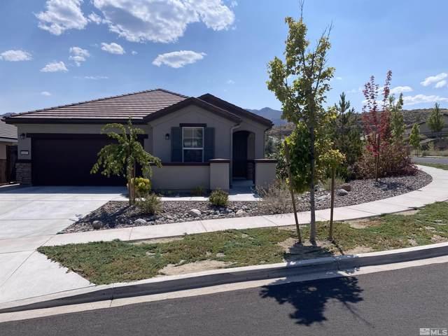 1167 Callaway Trail, Reno, NV 89523 (MLS #210013558) :: Theresa Nelson Real Estate