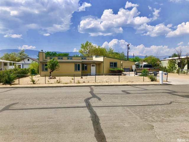 2840 Bunch Way, Carson City, NV 89706 (MLS #210013577) :: Theresa Nelson Real Estate