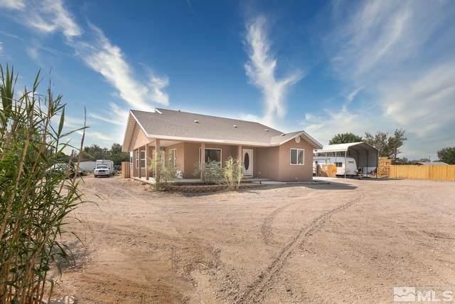 1203 Ernst, Fallon, NV 89406 (MLS #210013583) :: NVGemme Real Estate