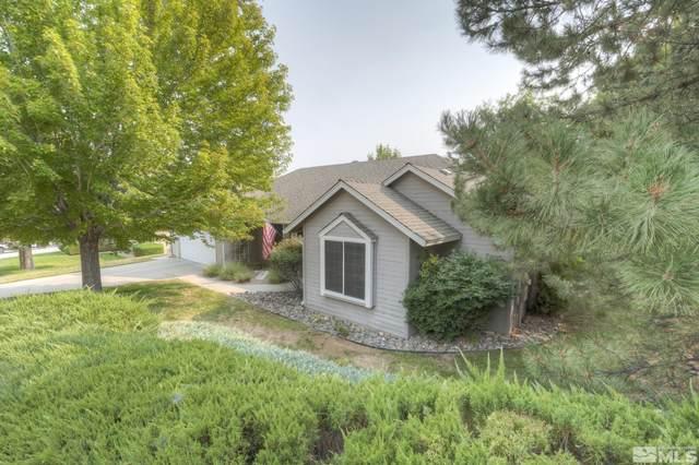 915 Crain Street, Carson City, NV 89703 (MLS #210013605) :: NVGemme Real Estate