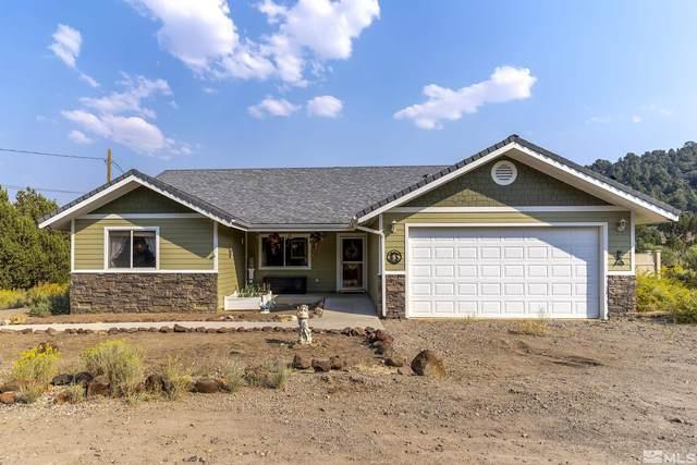 2251 Lousetown Rd., Reno, NV 89521 (MLS #210013611) :: Chase International Real Estate