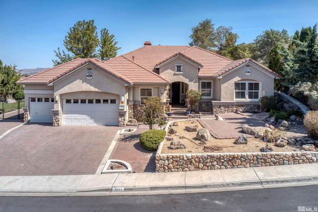 5231 Rosehill Court, Reno, NV 89502 (MLS #210013620) :: The Mike Wood Team
