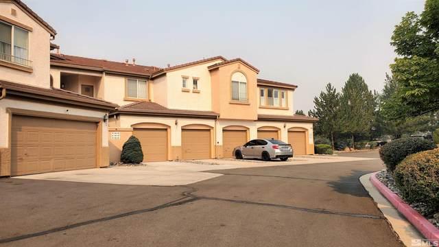 6281 Ingleston Dr. #421, Sparks, NV 89436 (MLS #210013628) :: NVGemme Real Estate