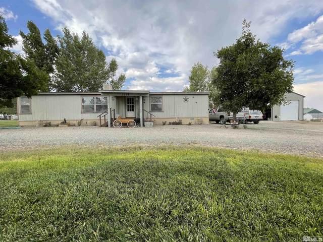 3335 Lambert, Winnemucca, NV 89445 (MLS #210013632) :: Chase International Real Estate