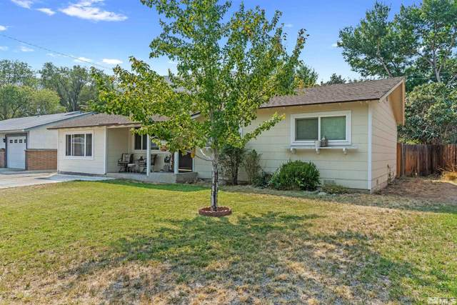 218 Albany Ave, Carson City, NV 89703 (MLS #210013634) :: Theresa Nelson Real Estate