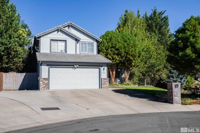 2731 Admiral Court, Reno, NV 89523 (MLS #210013648) :: The Mike Wood Team