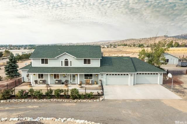 2026 Palomino Ln, Gardnerville, NV 89410 (MLS #210013651) :: Vaulet Group Real Estate