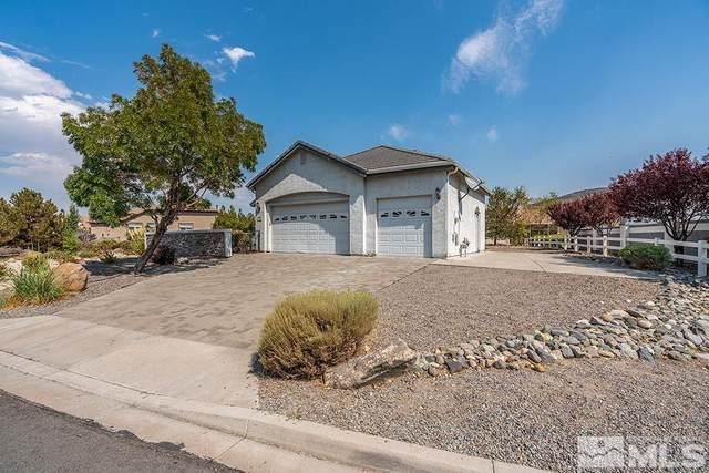 315 Desert Meadow Ct, Reno, NV 89502 (MLS #210013673) :: Theresa Nelson Real Estate